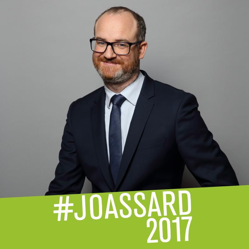 Faire battre le coeur de la 11ème circonscription avec Jules Joassard